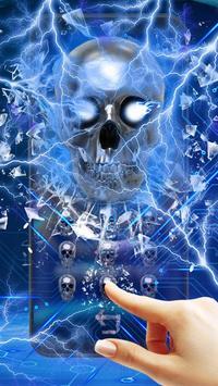 Cool Super Skull Theme screenshot 4