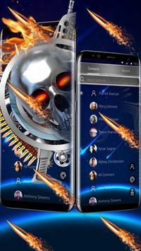 Cool Super Skull Theme screenshot 5