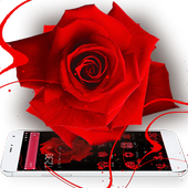 Red Rose Valentine's Day Theme icon