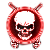 Gangster Skull Theme icon