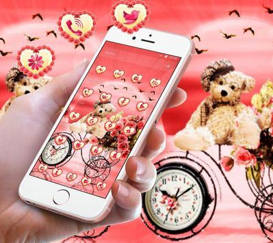 Valentine Day Love Theme poster