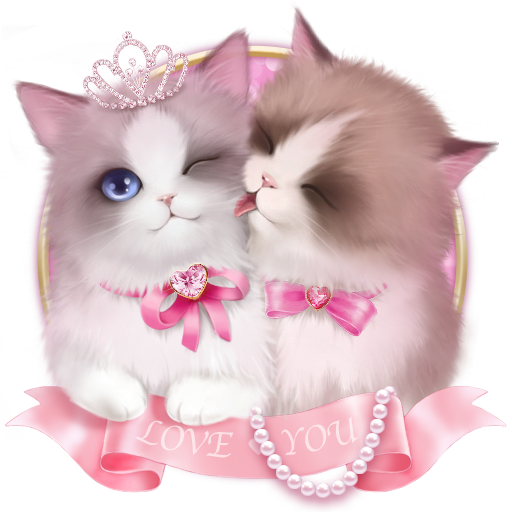Pink Cute Cats Theme Apk 1 1 10 Download For Android Download Pink Cute Cats Theme Apk Latest Version Apkfab Com