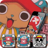 Tony Tony Chopper wallpaper theme ONE Piece theme icon