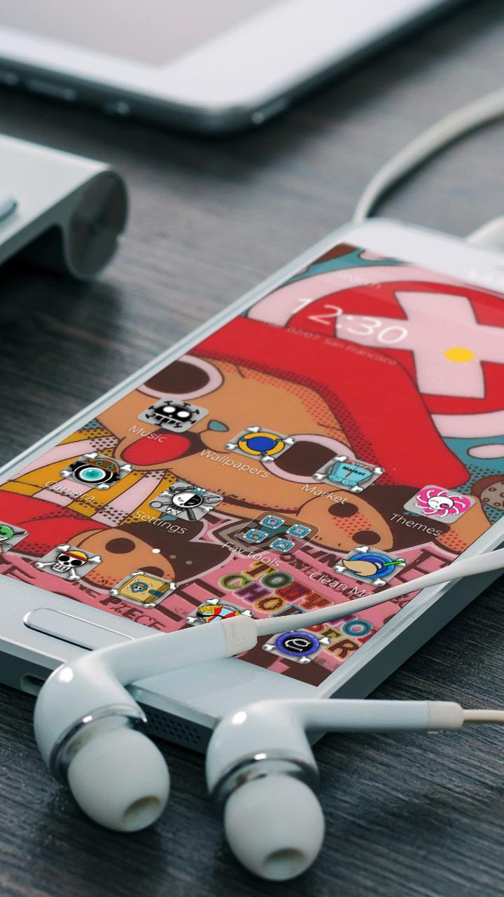 Tony Tony Chopper Wallpaper Theme One Piece Theme For Android Apk Download