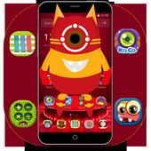 Cartoon Iron Man Wallpaper Theme icon