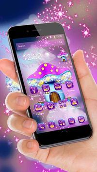 Sparkling Mushroom Castle Theme screenshot 2