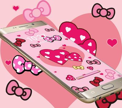 Boetie theme, Pink Princess dream and lovely kitty screenshot 3