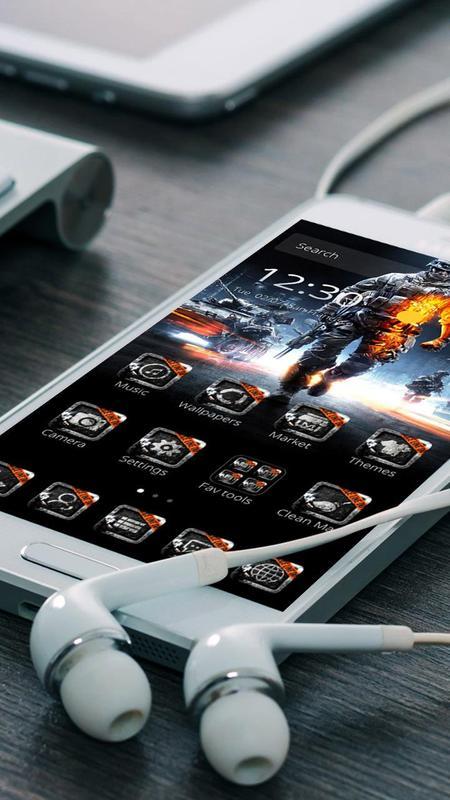 New battlefield 3 hd wallpaper + windows 7 theme.