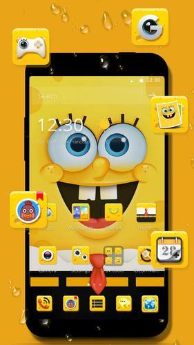 Spongebob Wallpaper Theme For Android Apk Download