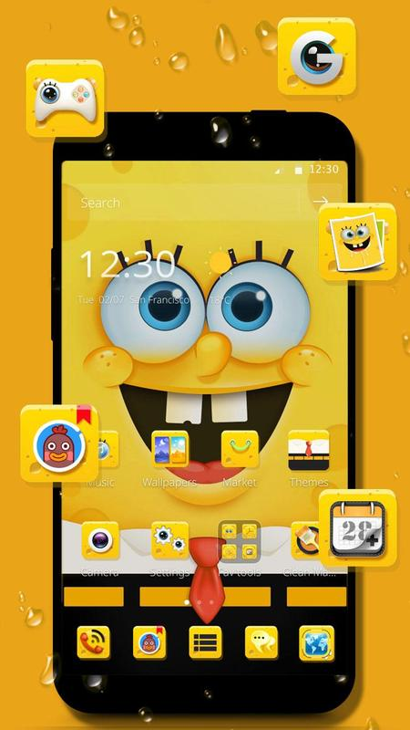 Spongebob Wallpaper Theme For Android Apk Download