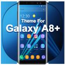 Theme for Samsung Galaxy A8 Plus APK
