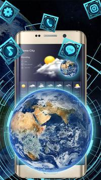 3D Dreamy Earth Natural Theme screenshot 1
