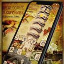 Retro Leaning Tower of Pisa Theme APK