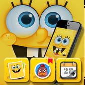 SpongeBob SquarePants Wallpaper Theme icon