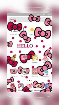 Pink Kitty Princess poster