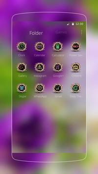 Rose Butterfly Gold screenshot 2