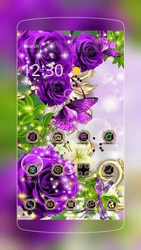 Rose Butterfly Gold screenshot 4