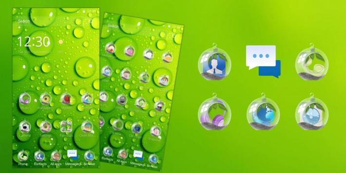 Water drop and water drips screenshot 3