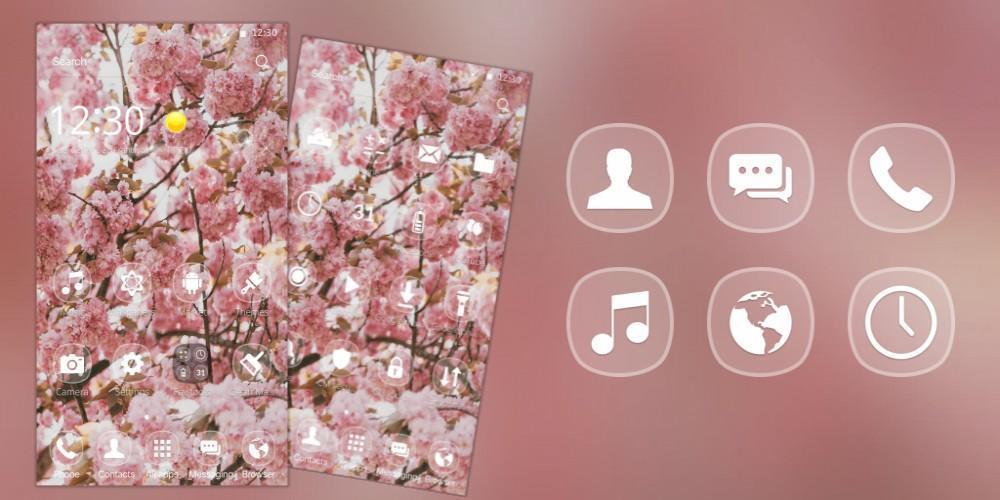 Pink Sakura Flower Wallpaper For Android Apk Download