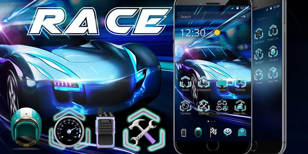 Furious Race Car Theme – fast speed for Android - APK Download