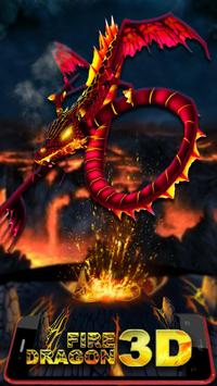 Dragon 3D Theme Wallpaper Apk Screenshot