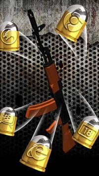 Gun 3D Theme apk screenshot