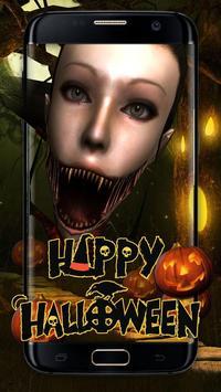 Halloween Night theme poster