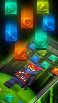 Go Ninja Theme screenshot 2