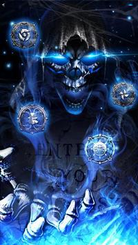3D Grim Reaper poster