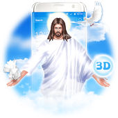 3D Lord Jesus Christ Theme icon