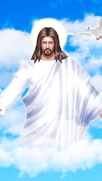 3D Lord Jesus Christ Theme screenshot 1