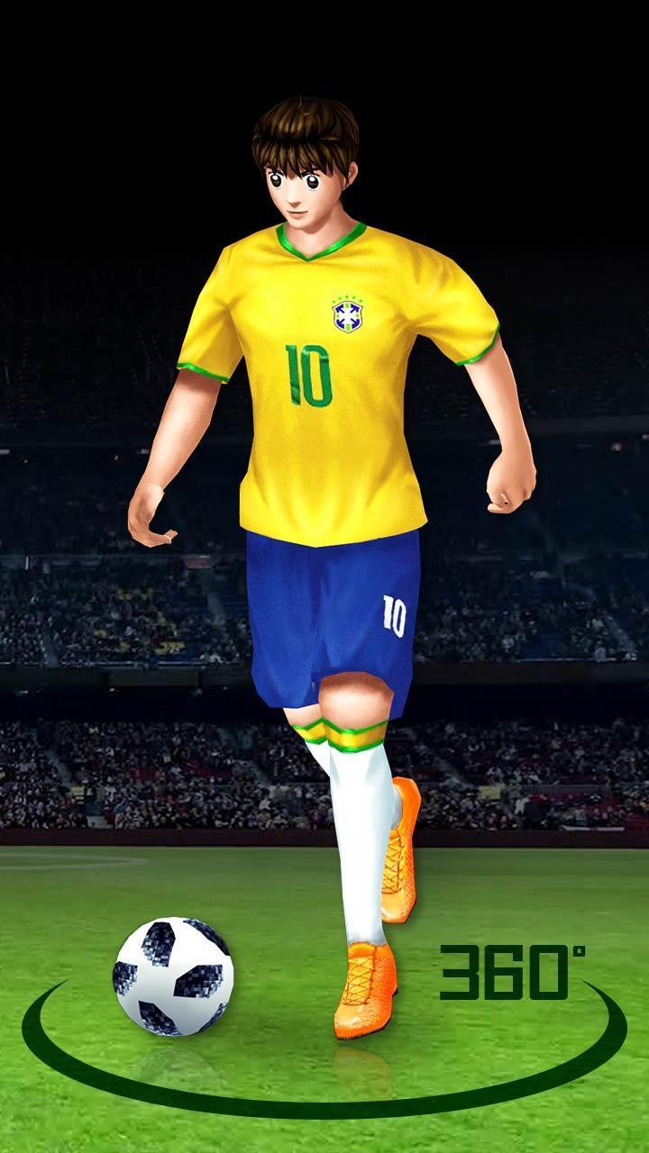 3D Brazil Sepak Bola Penembak Tema For Android APK Download