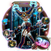 Neon Joker Harley Quinn 3d Theme For Android Apk Download