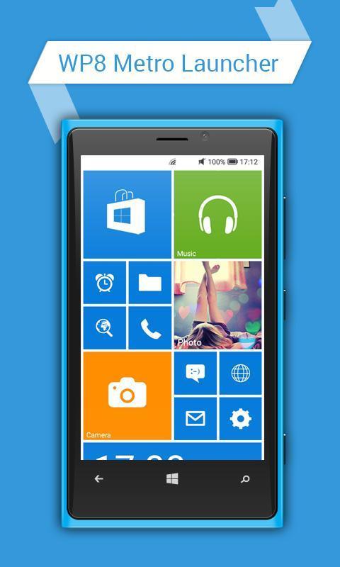 Best five alternative Launcher for Windows Phone