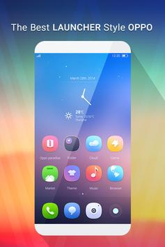 Oppo Launcher para Android - APK Baixar