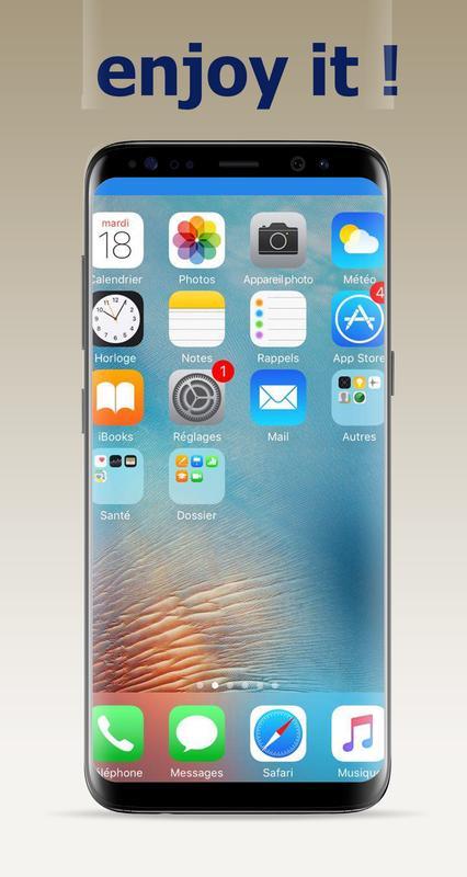 iphone 7 launcher full apk