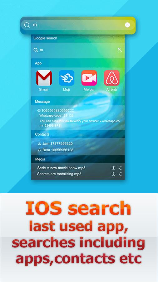 Launcher Iphone 7 for Android - APK Download