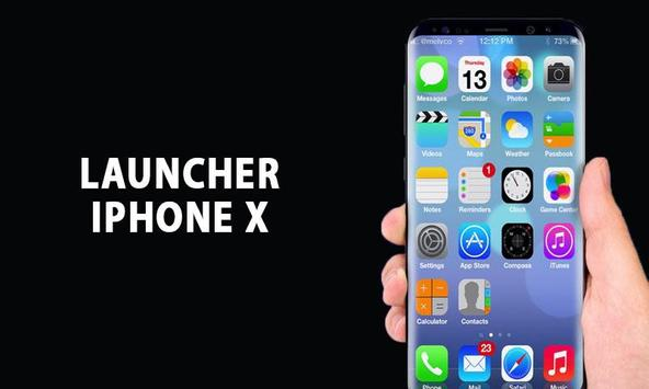 💄 Download apk launcher iphone x | iPhone X Launcher Apk Download
