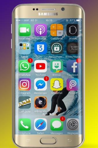 Launcher For IOS