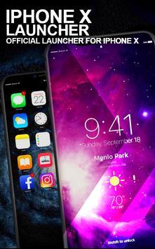 Launcher for iphone X screenshot 2