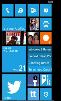 Launcher Tema for Lumia screenshot 1