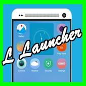L Launcher for Lollipop icon