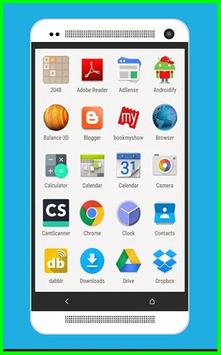 L Launcher for Lollipop screenshot 1