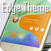 S6 Edge Launcher for Galaxy icon