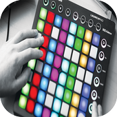 Dj Electro Mix Pad:LaunchPad icon