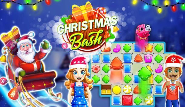 Christmas Game Bash - Xmas Match 3 screenshot 14