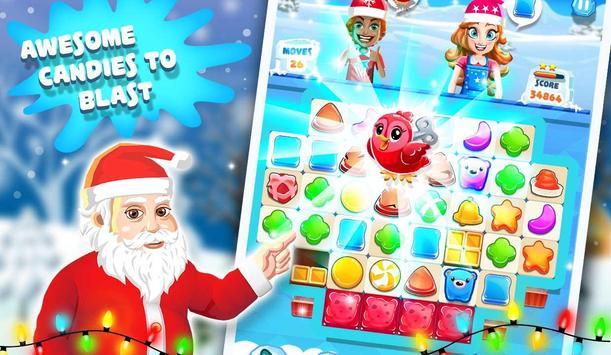 Christmas Game Bash - Xmas Match 3 screenshot 1