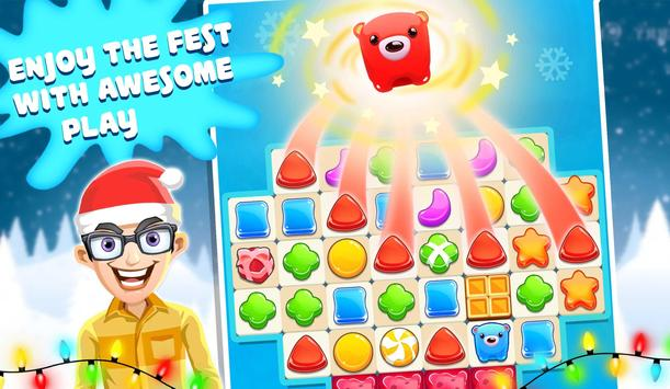 Christmas Game Bash - Xmas Match 3 screenshot 3