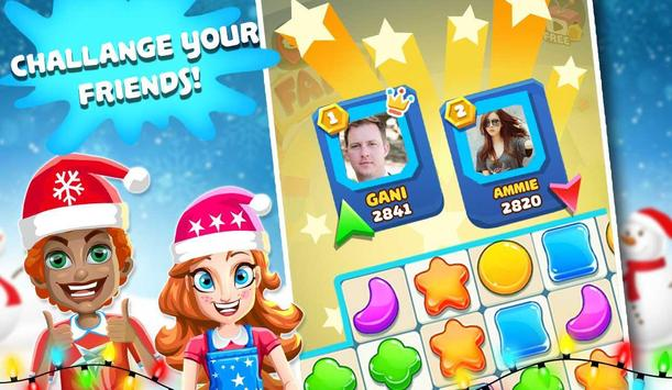 Christmas Game Bash - Xmas Match 3 screenshot 7