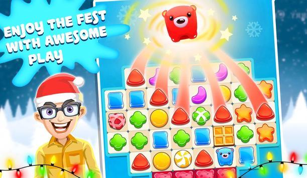 Christmas Game Bash - Xmas Match 3 screenshot 8